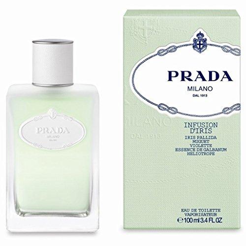 Prada - Prada Milano Infusion D'Iris Eau de parfum Spray Women by Prada, 3.4 Ounce