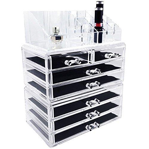 Ikee Design - Jewelry & Cosmetic Storage Display