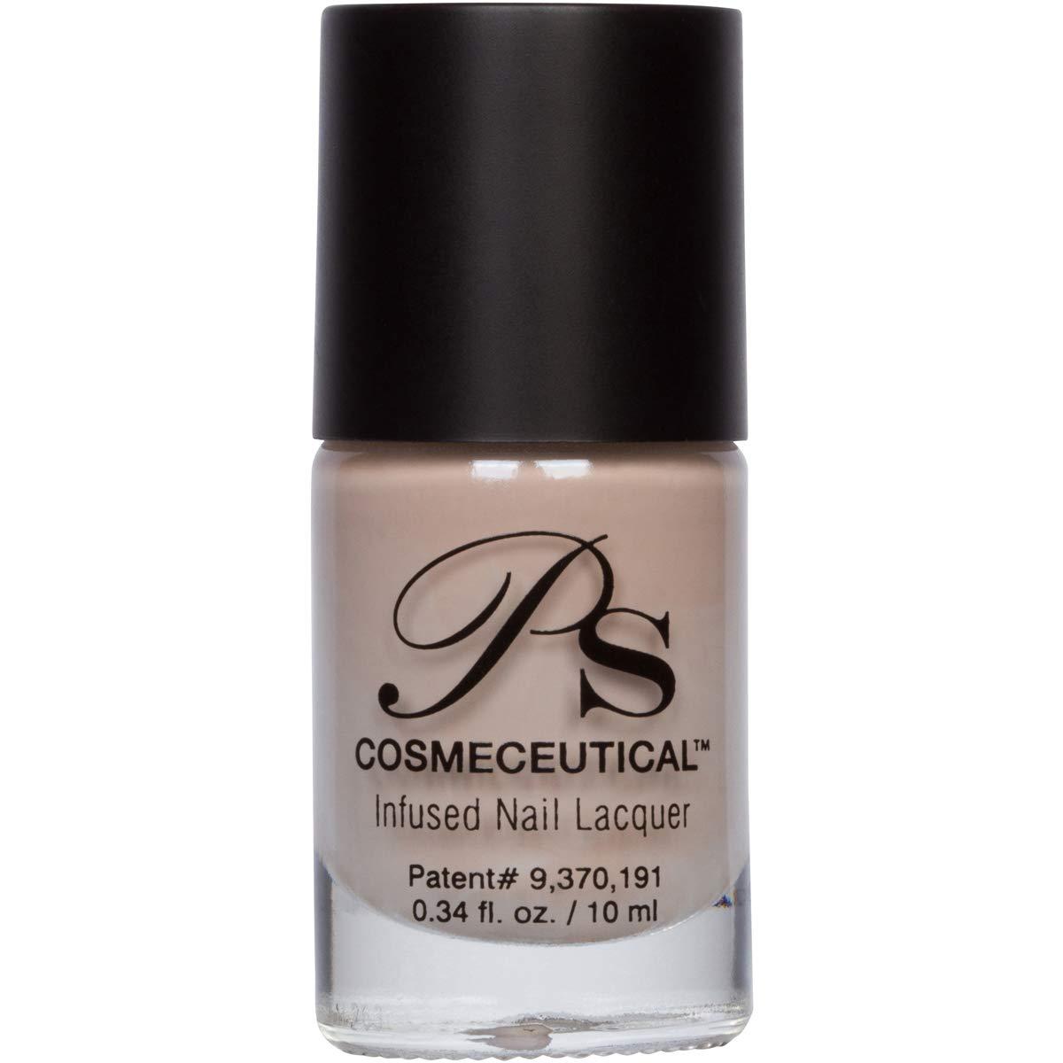null - PS Polish All Natural Anti-fungal Nail Polish, Safe Non-Toxic Professional Grade Nail Art and Polish Nail Lacquer, Best Nail Polishes for Manicure, Pedicure, Hands, Feet and Nails (Southern Sand)