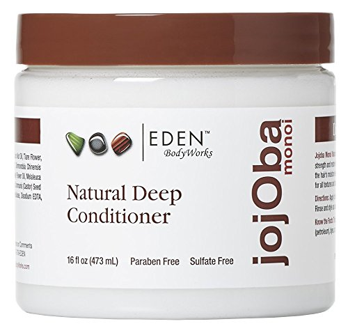 EDEN BodyWorks - EDEN BodyWorks JojOba Monoi Deep Conditioner, 16oz
