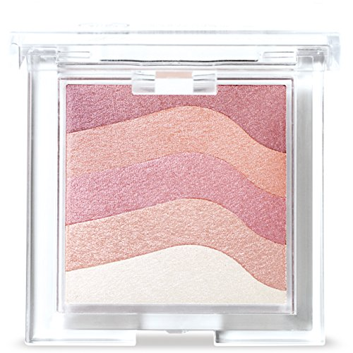 The Body Shop - The Body Shop Honey Bronze Shimmer Waves, Blush, 0.29 Ounce