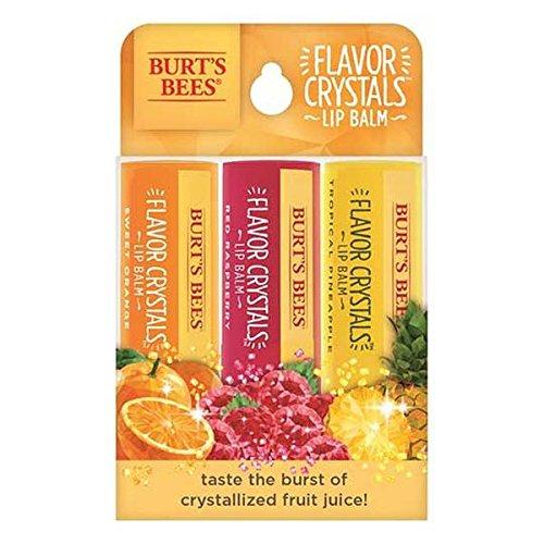 Burt's Bees BURT'S BEES FLAVOR CRYSTALS ASSORTED 3-PACK
