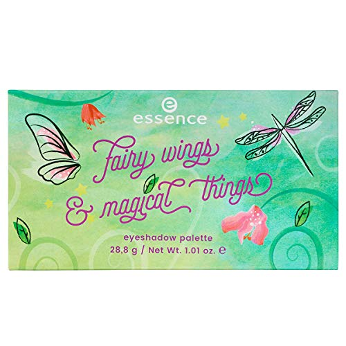Essence Cosmetics - Fairy Wings and Magical Things Eyeshadow Palette