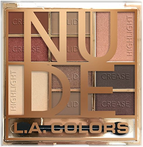 L.A. Colors - Shimmering Loose Eye Shadow, Sunshine