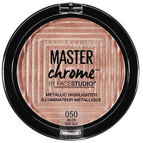 Maybelline New York - Maybelline Master Chrome Highlighting Powder 150 Molten Bronze 8g