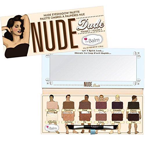 theBalm - Nude 'Dude Eyeshadow Palette