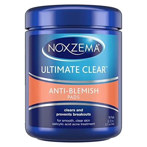 Noxzema - Ult-Clear Anti-Blemish Pads