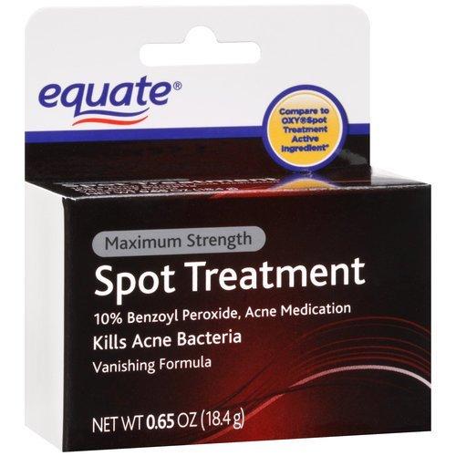 Equate - Equate Spot Treatment Max Strength .65oz Compare to Oxy Spot Treatment (1 Carton)
