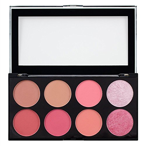 Makeup Revolution - Ultra Blush and Contour Palette, Sugar and Spice