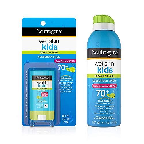 Neutrogena - Wet Skin Kids Stick Sunscreen Broad Spectrum SPF 70