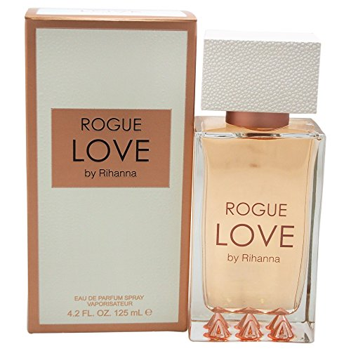 Rihanna - Rihanna Rogue Love Eau de Parfums for Women, 4.2 Ounce