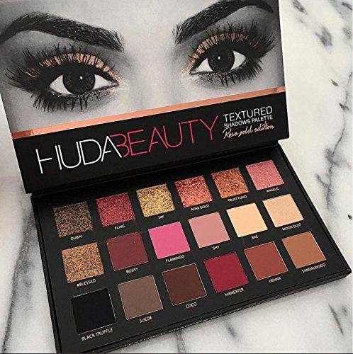 null - HUDA BEAUTY ROSE GOLD EDITION PALLETTE