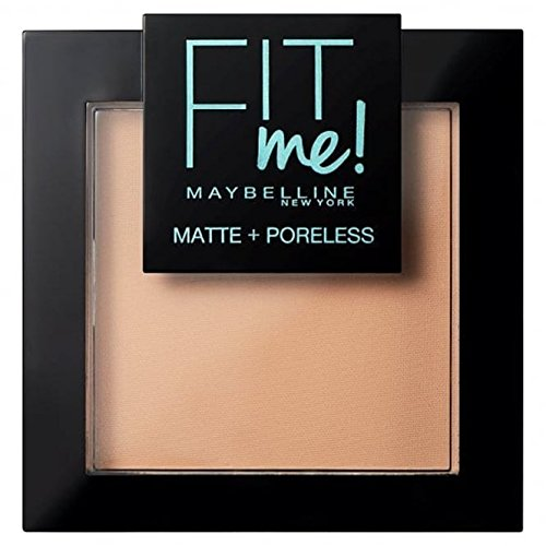 Maybelline New York - Maybelline Fit Me Matte and Poreless Powder, 30 ml, Number 120, Classic Ivory