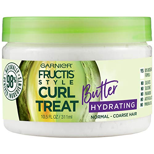 Garnier - Garnier  Fructis Style Curl Treat Hydrating Butter, 10.5 Ounce Jar