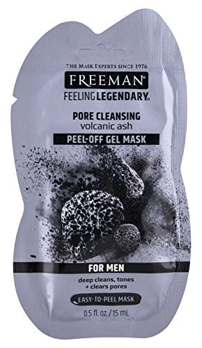 Freeman - Facial Volcanic Ash Cleansing Peel-Off Mask