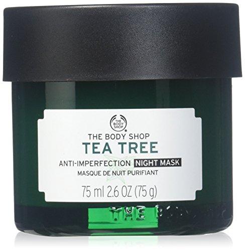 The Body Shop - Tea Tree Anti-Imperfection Night Mask