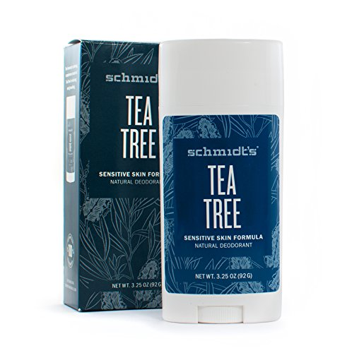 Schmidt's Deodorant - Tea Tree