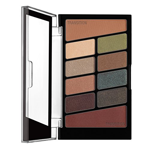Wet 'n Wild - Color Icon Eyeshadow 10 Pan Palette, Comfort Zone