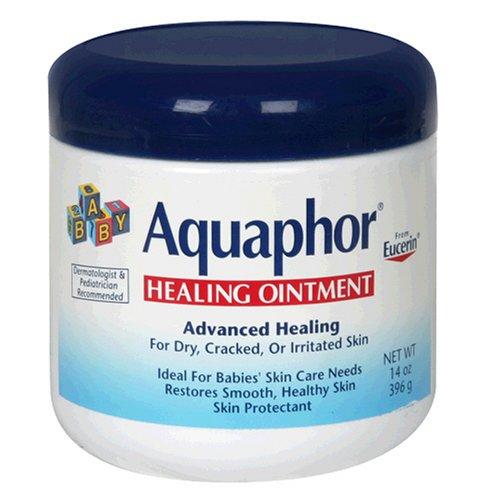 Aquaphor - Aquaphor Healing Ointment, 14 oz (396 g) (Pack of 2)
