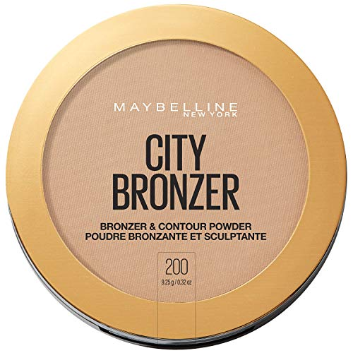 Maybelline New York - Maybelline New York City Bronzer Powder Makeup, Bronzer and Contour Powder, 200, 0.32 Ounce