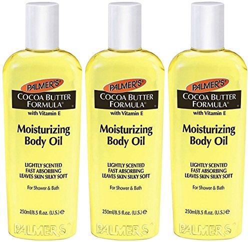 Palmer's - Palmer's Cocoa Butter Formula Moisturizing Body Oil with Vitamin E - 8.5 fl oz (Pack of 3)