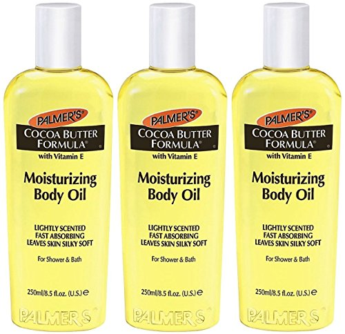 Palmer's - Palmer's Cocoa Butter Formula Moisturizing Body Oil with Vitamin E - 8.5 fl oz (Pack of 3)