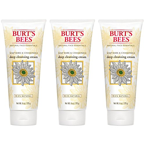 Burt's Bees - Soap Bark and Chamomile Deep Cleansing Cream