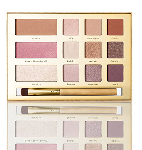 Tarte - Swamp Queen Eye & Cheek Palette with Brush