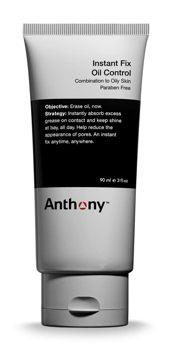 Anthony - Anthony Instant Fix Oil Control, 3 Fl Oz