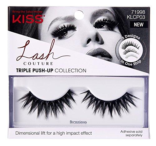Kiss - Lash Couture Triple Push-Up Brassiere