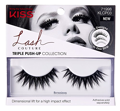 Kiss - Lash Couture Triple Push-Up Brassiere