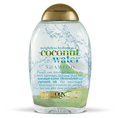 OGX - Weightless Hydration Coconut Water Shampoo