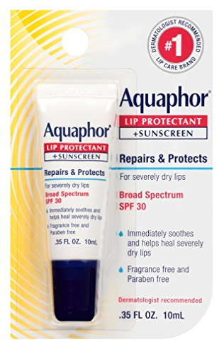 Aquaphor - Aquaphor Lip Protectant Spf30 0.35 Ounce (6 Pieces) (10ml)