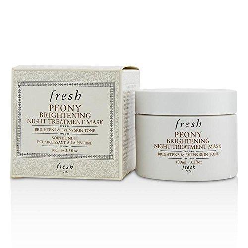 Fresh - Peony Brightening Night Treatment Mask