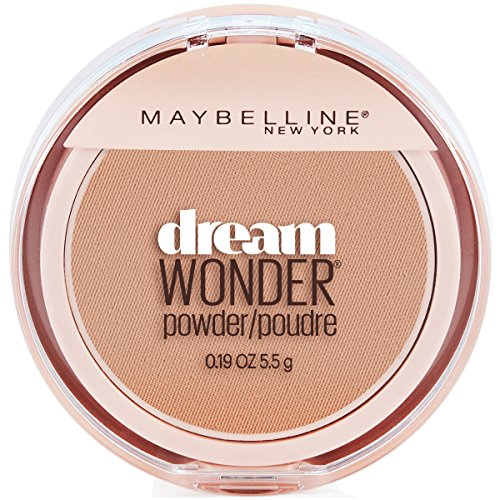 Maybelline New York - Dream Wonder Powder Makeup, Natural Beige