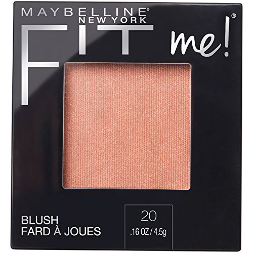 Maybelline New York - Maybelline New York Fit Me Blush, Mauve, 0.16 Ounce