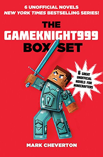 Generic - The Gameknight999 Box Set: Six Unofficial Minecrafter's Adventures!
