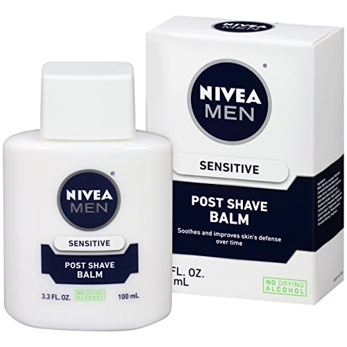 Nivea Men - NIVEA Men Sensitive Post Shave Balm 3.3 Fluid Ounce (Pack of 3)