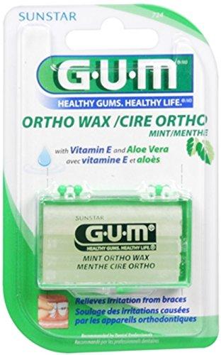 GUM - Orthodontic Wax, Mint
