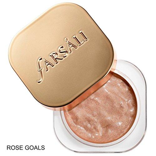 Farsali - Jelly Beam Illuminator and Highlighter, Rose Goals