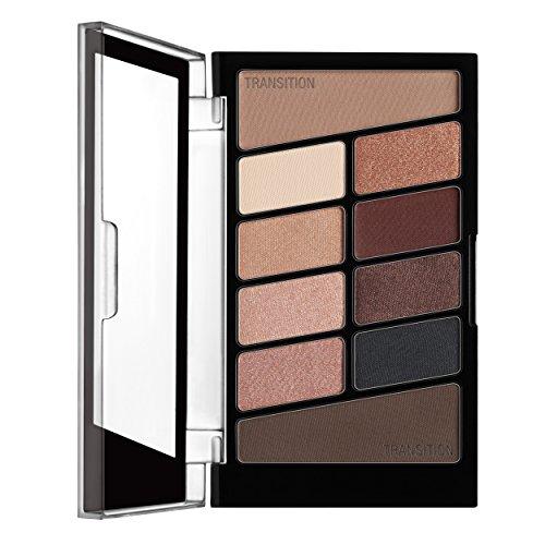 wet n wild - wet n wild Color Icon Eyeshadow 10 Pan Palette, Nude Awakening, 0.3 Ounce