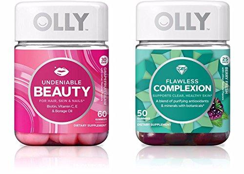 Olly  - Hair, Skin, and Nail Vitamin Gummies