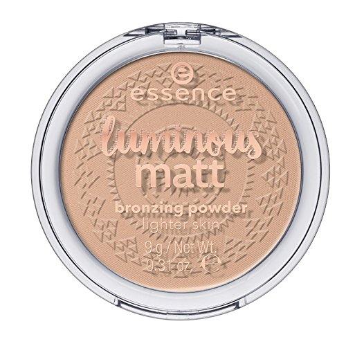 Essence - Luminous Matt Bronzing Poweder