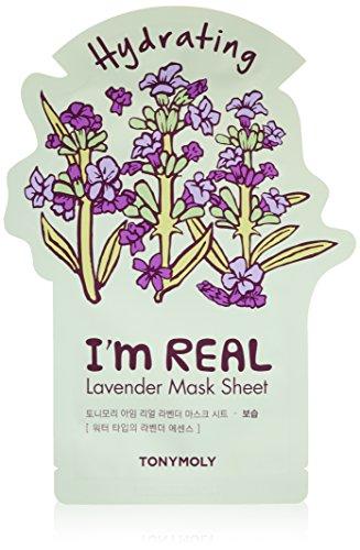 TonyMoly - I'm Real Lavender Hydrating Mask Sheet