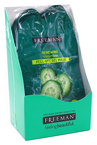 Freeman - Freeman Facial Cucumber Peel-Off Mask Packette (6 Pieces)