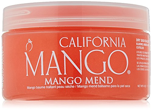 California Mango - California Mango Mend Treatment Balm, 4 Ounce