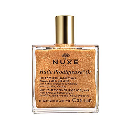 NUXE - Huile 'Prodigieuse Or' Multi Usage Dry Oil Golden Shimmer