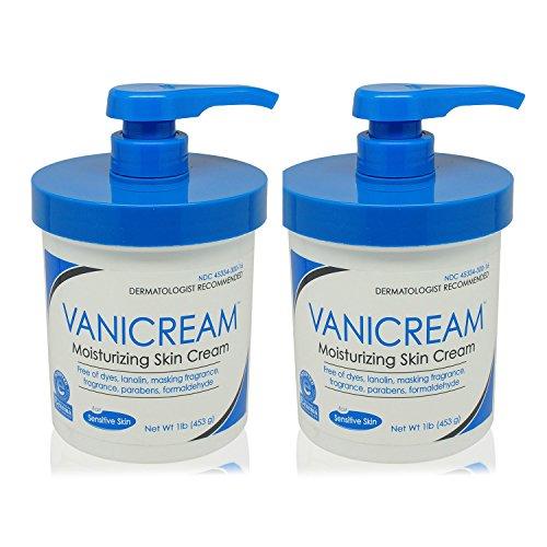 Vanicream - Vanicream Skin Cream With Pump Dispenser 16 oz (Pack of 2)