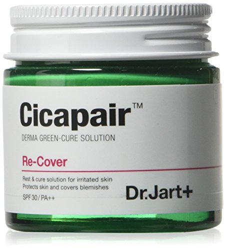 Dr.Jart Cicapair Derma Green-Cure Solution Recover Cream