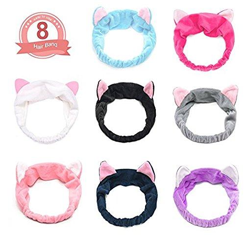 Fomei - Elastic Cute Cat Ears Headbands